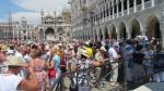 venezia folla