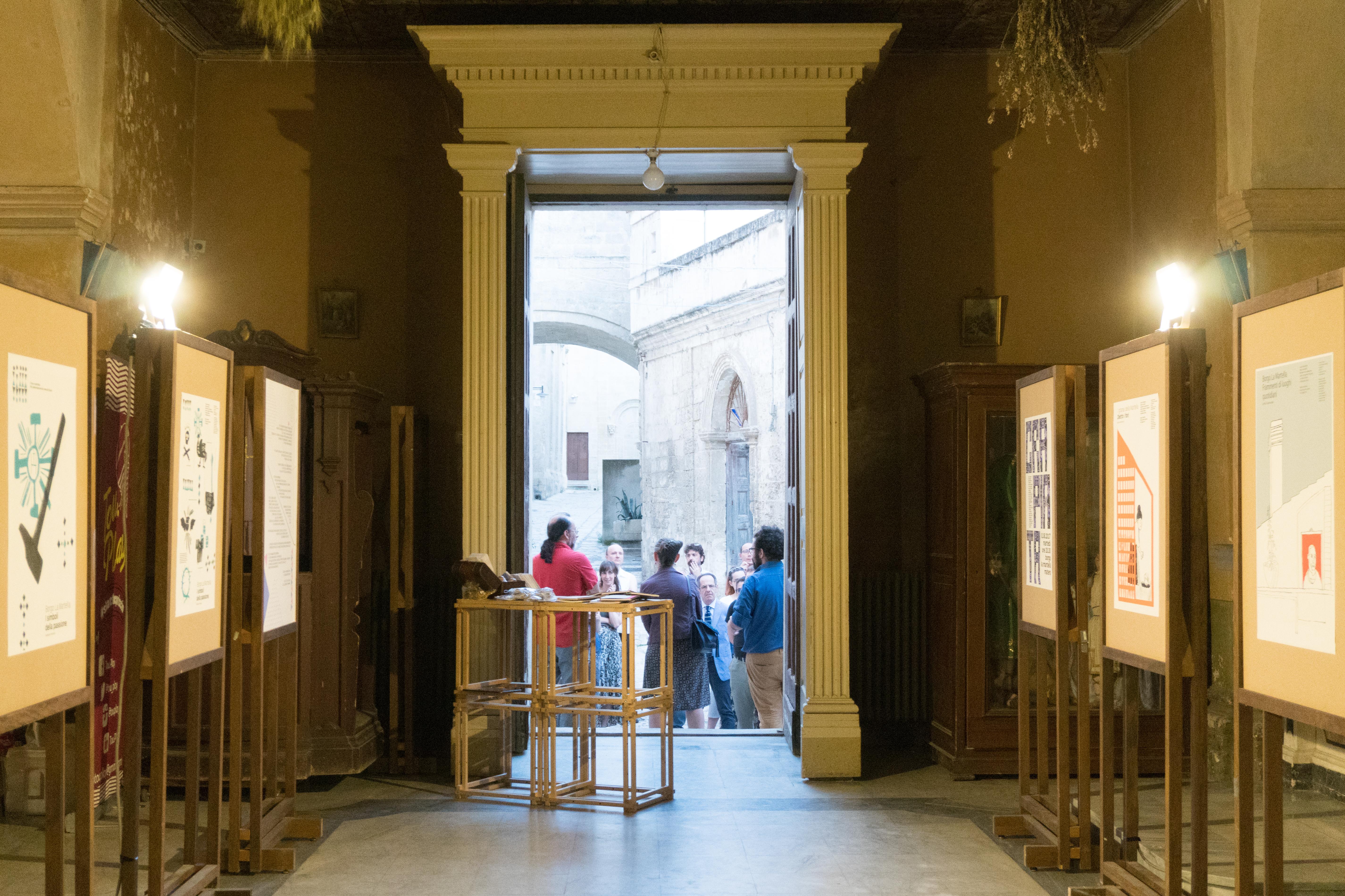 Il Vagabondo e Matera 2019 – 11) Omaggio a la Martella